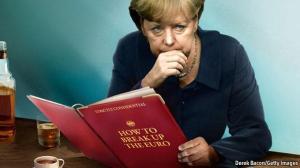 Merkel Euro Breakup
