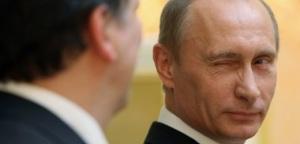 Putin Barroso