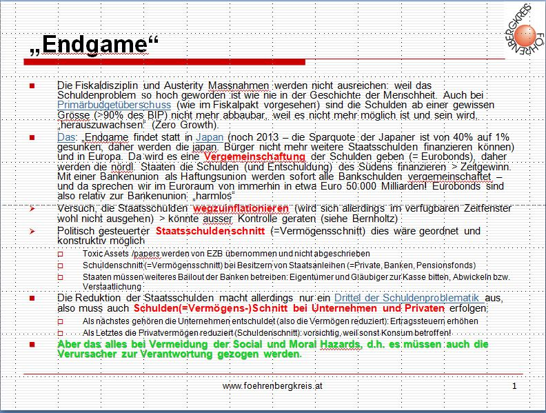 Endgame 1
