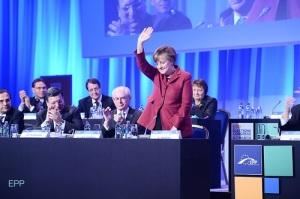 Merkel EPP CC