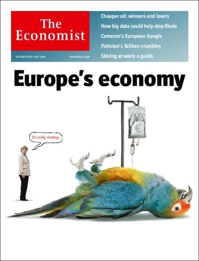 Economist parrot