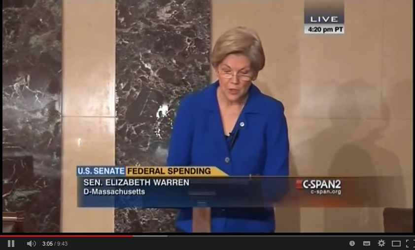 Warren Video Citigroup