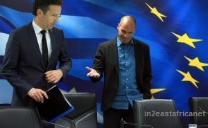 Varoufakis dijsselbloem