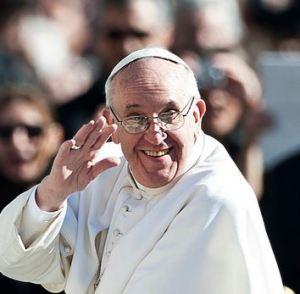 Pope Francis cc