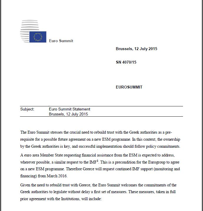 Greece EZ Decision 13_7_15