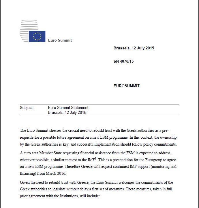 Greece EZ Decision 13_7_15