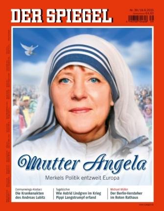 Merkel Mutter Angela Spiegel