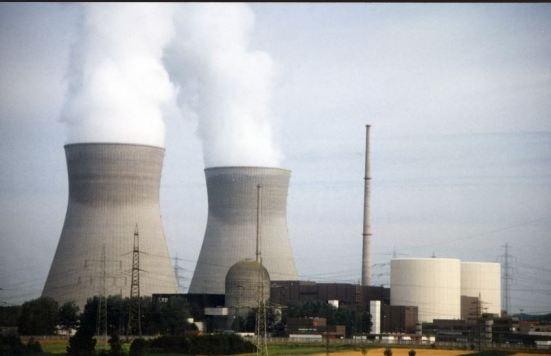 Nuclear Power plant cc