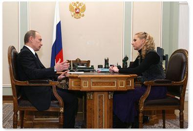 Putin Golikowa