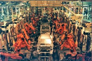 Robots factory CC