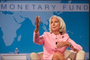 IMF Lagarde