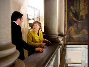 Merkel Renzi CC