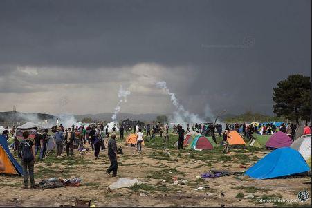 Idomeni Refugees