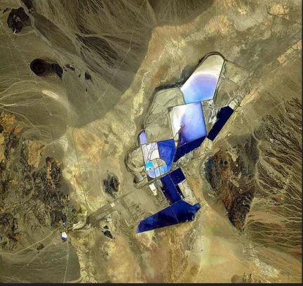 Lithium mine cc