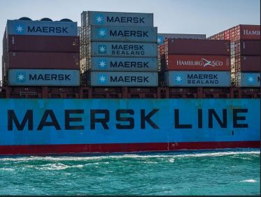 Maersk Container cc