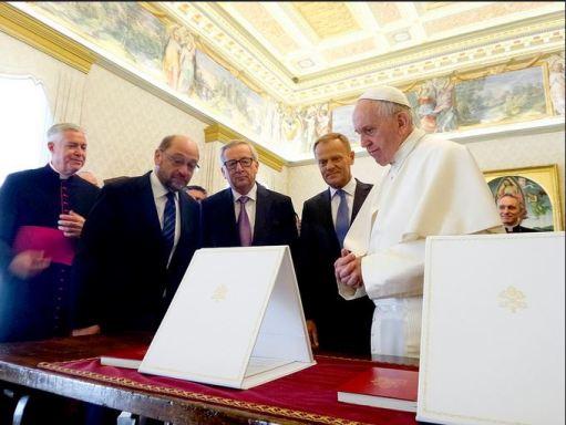 Pope & EU CC