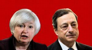 Yellen Draghi