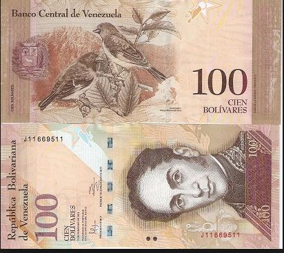 100-bolivar